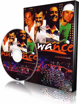 DVD Nuwance - Eu Sou Assim (2009)