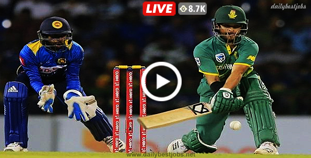 SA Vs SL 2019 LIVE Streaming 2nd T20i Series Live Cricket Score