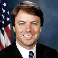 June 10 – John Edwards