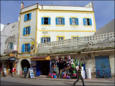Hôtel Agadir à Essaouira