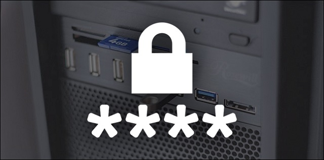 Disable USB ports on your computer and password protected – USB Manager software