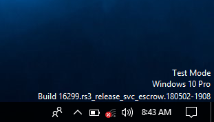 Cara Menghilangkan Watermark Test Mode pada Windows 10