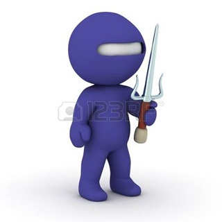 Wasir, Pria Ini Nekat Tancapkan Pedang Plastik ke Bokong