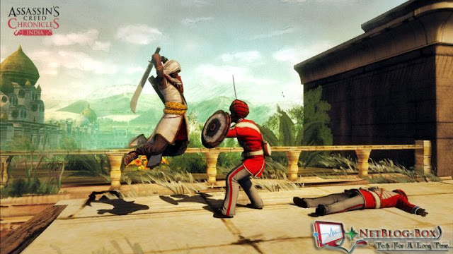 Assassins Creed Chronicles: India (Screenshot 4)