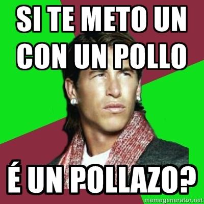 Visto En Forocoches Los Memes De Sergio Ramos Filósofo Buenísimos