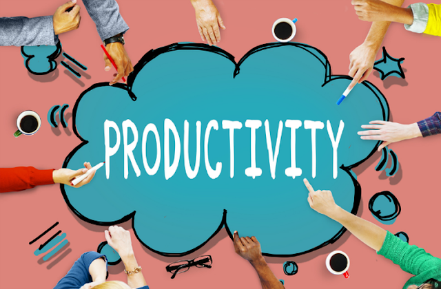 10 Tips to Improve Your Company's Productivity