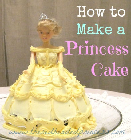 Okay So Living In A House Filled With Girls Princess Cakes Are MUST If You Have Then Know What I Mean Now Made These 4 Times And