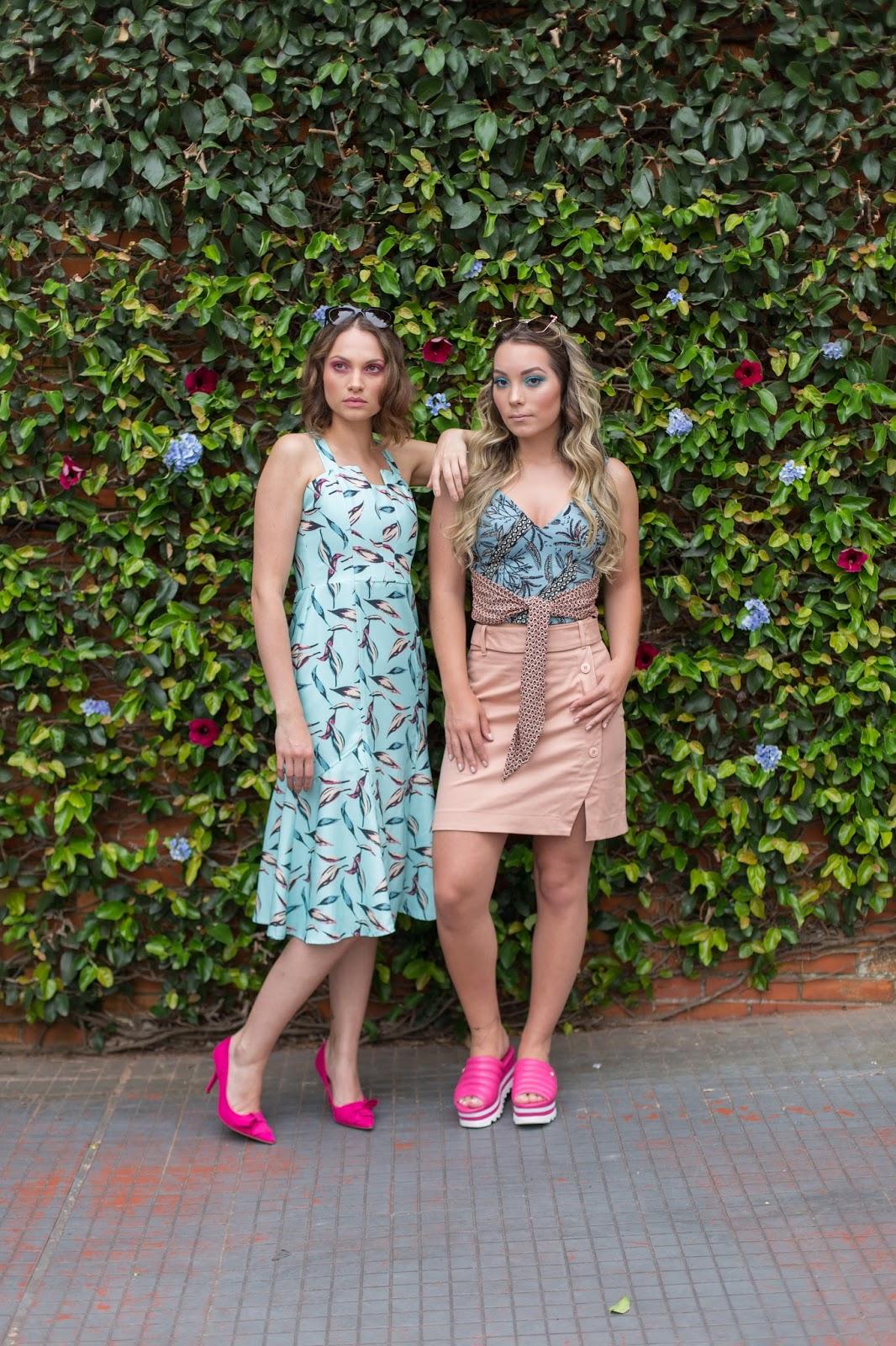 ec81b3486 Nós Somos Moda - A estampa floral nas peças da Loja Maria Filó ...