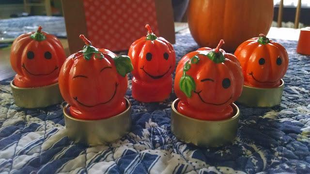 Gourd and Pumpkins Rite Aid Home Autumn Fall Themed Gel Cling Set 15 Piece