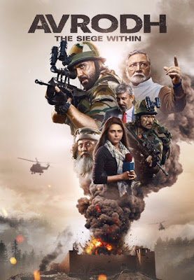 Avrodh The Siege Within 2020 S01 Hindi Complete WEB Series 720p HEVC