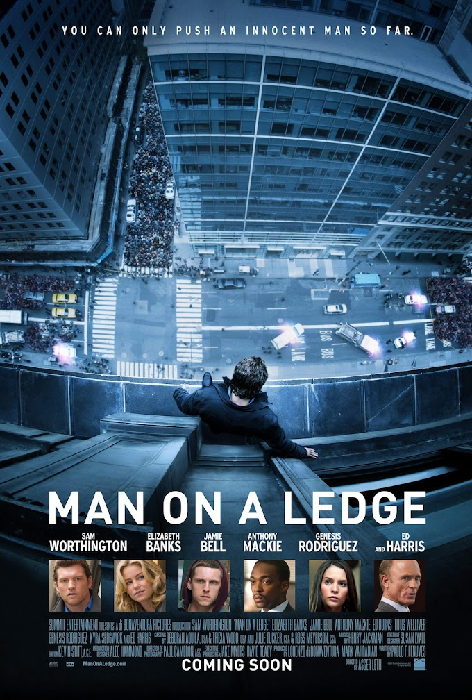 Review Filem Man On A Ledge