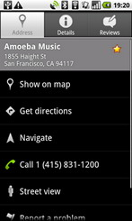 Google Maps for mobile on Android adds Star Syncing and personalized suggestions