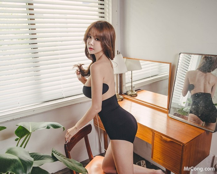 Image Korean-Model-Yoon-Ae-Ji-MrCong.com-016 in post Người đẹp Yoon Ae Ji trong bộ ảnh nội y tháng 10/2017 (262 ảnh)