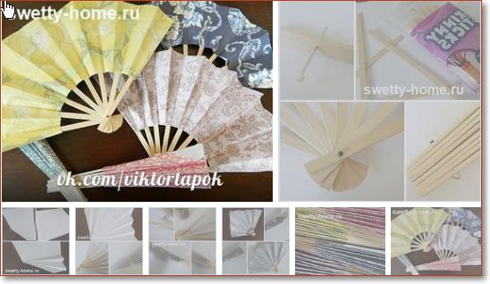 abanicos de papel, abanicos fuelle, abanico tablillas, abanicos japoneses