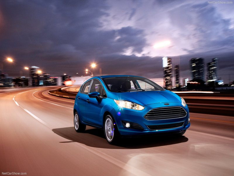 Ford-Fiesta_2014_Cheapest Cars around the world