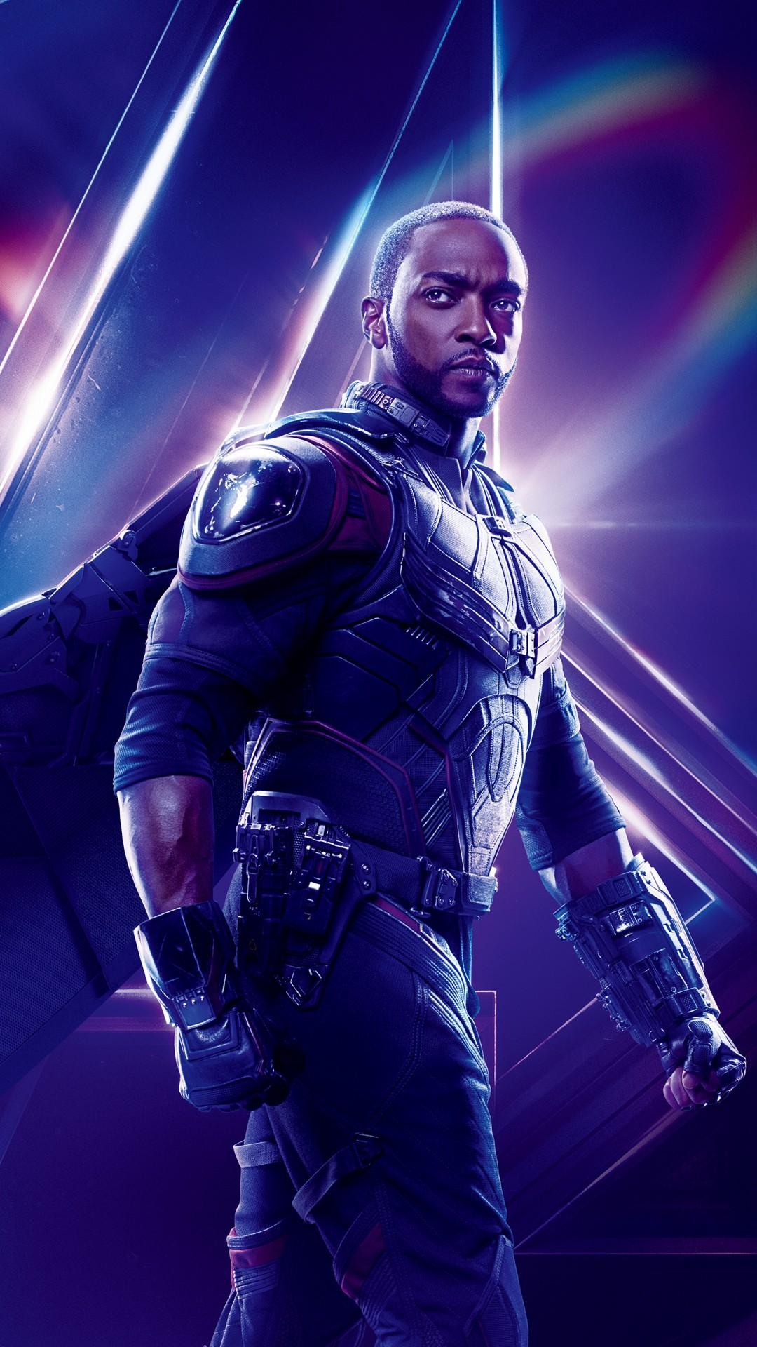 Avengers Infinity Falcon