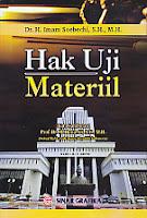 AJIBAYUSTORE  Judul Buku : Hak Uji Materiil