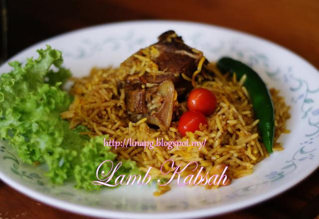 Lamb Kabsa LiNa Pg ,Nasi Kabsa LiNa Pg, nasi kabsah homemade resepi nasi arab sedap, nasi arab masak from scratch, nasi arab mudah dan sedap, nasi kabsah kambing, lamb kabsah homemade
