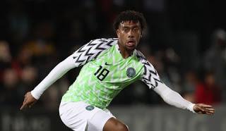 Alex Iwobi key to Eagles' AFCON success – Oliseh