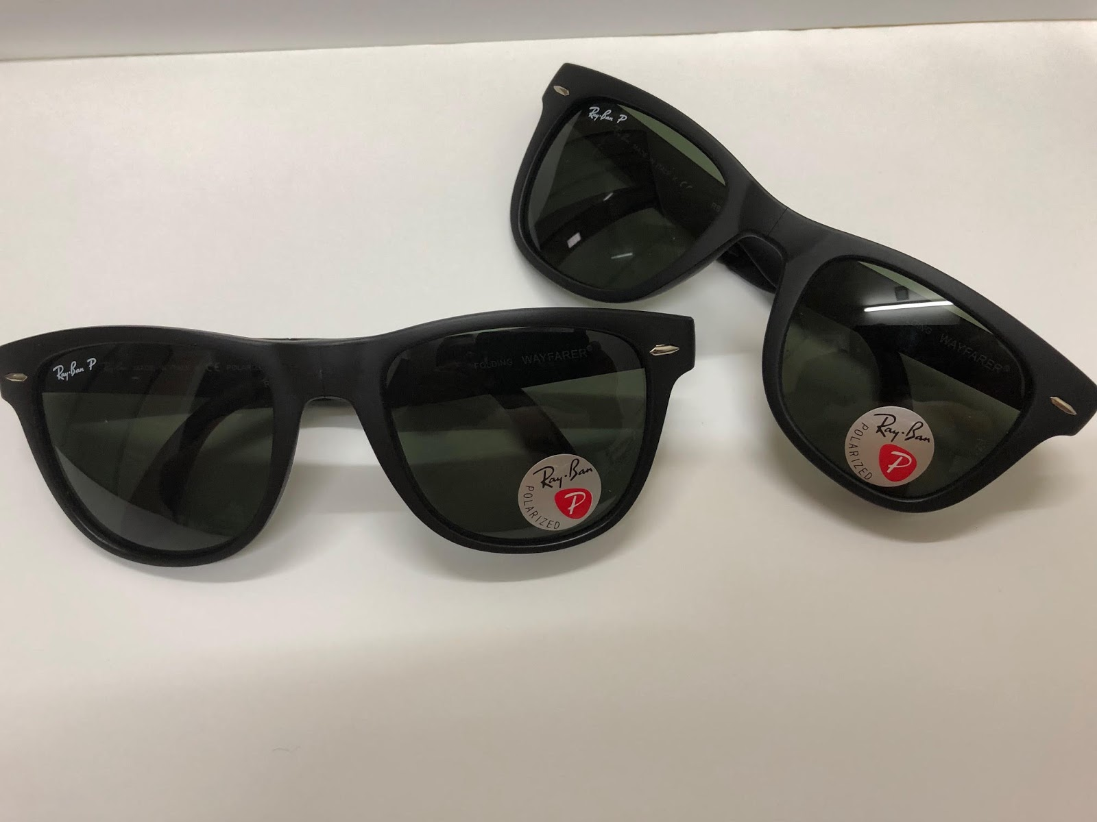 610d56dc85 Folding RB4105 Polarized 601-S 58 50mm (SOLD OUT)