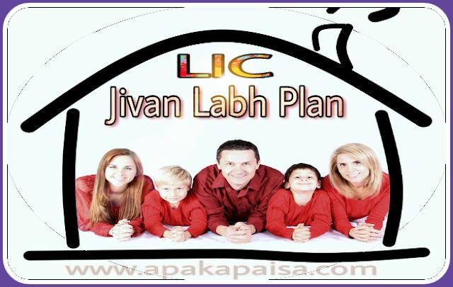 एलआईसी जीवन लाभ प्लान  apaka paisa