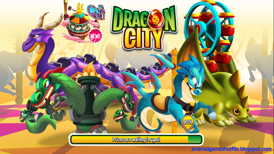 dragon city mod apk unlimited gems and money android 1