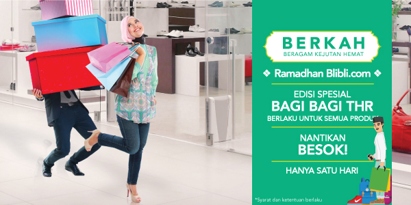 Promo Ramadhan Blibli