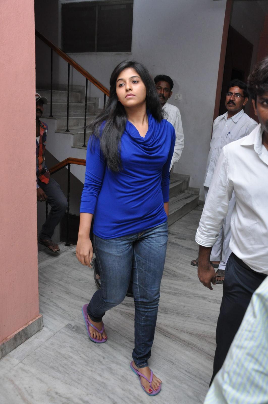 Anjali Latest Stills From Sati Lilavathi movie audio release