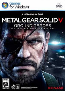 Tải Game Metal Gear Solid 5: Ground Zeroes Việt Hóa