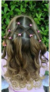 Peinados para niñas - Todo para Nanos