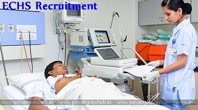 ECHS Recruitment