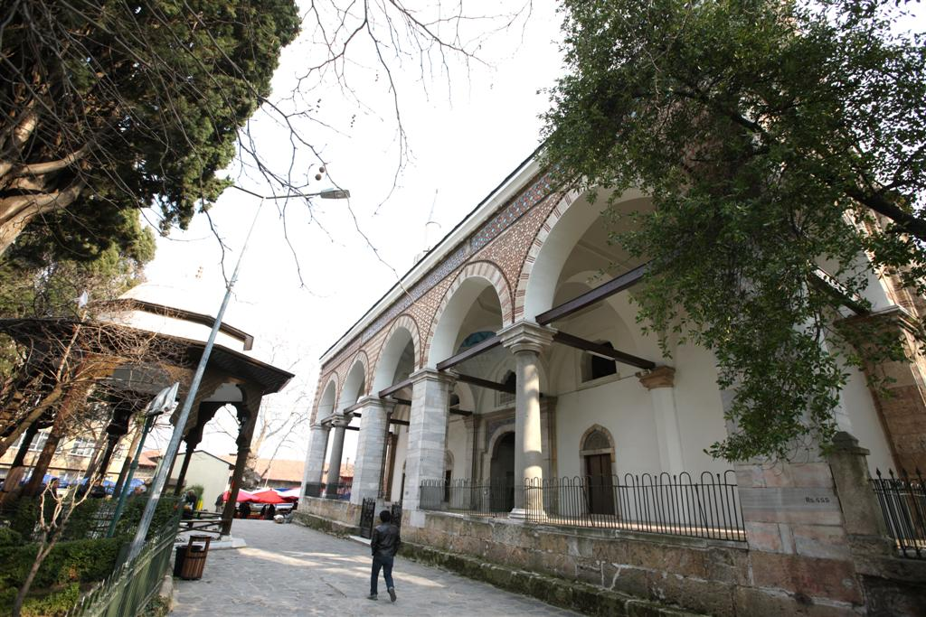 Muradiye Mosque Destinasi Wajib Di Bursa Turki  Cheria ...