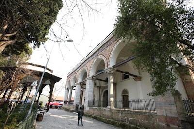 Muradiye Mosque Destinasi Wajib Di Bursa Turki