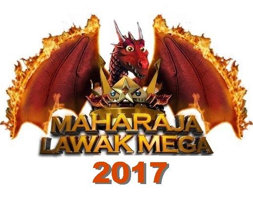 tonton Maharaja Lawak Mega 2017, nama peserta Maharaja Lawak Mega 2017, hos pengacara Maharaja Lawak Mega mlm 2017