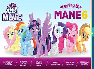 Sinopsis Film My Little Pony: The Movie