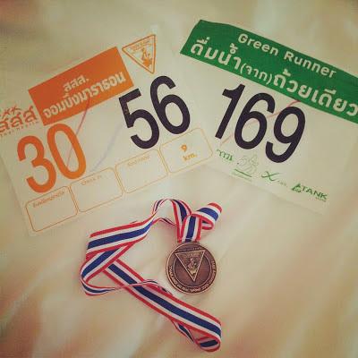 Runner Blogger