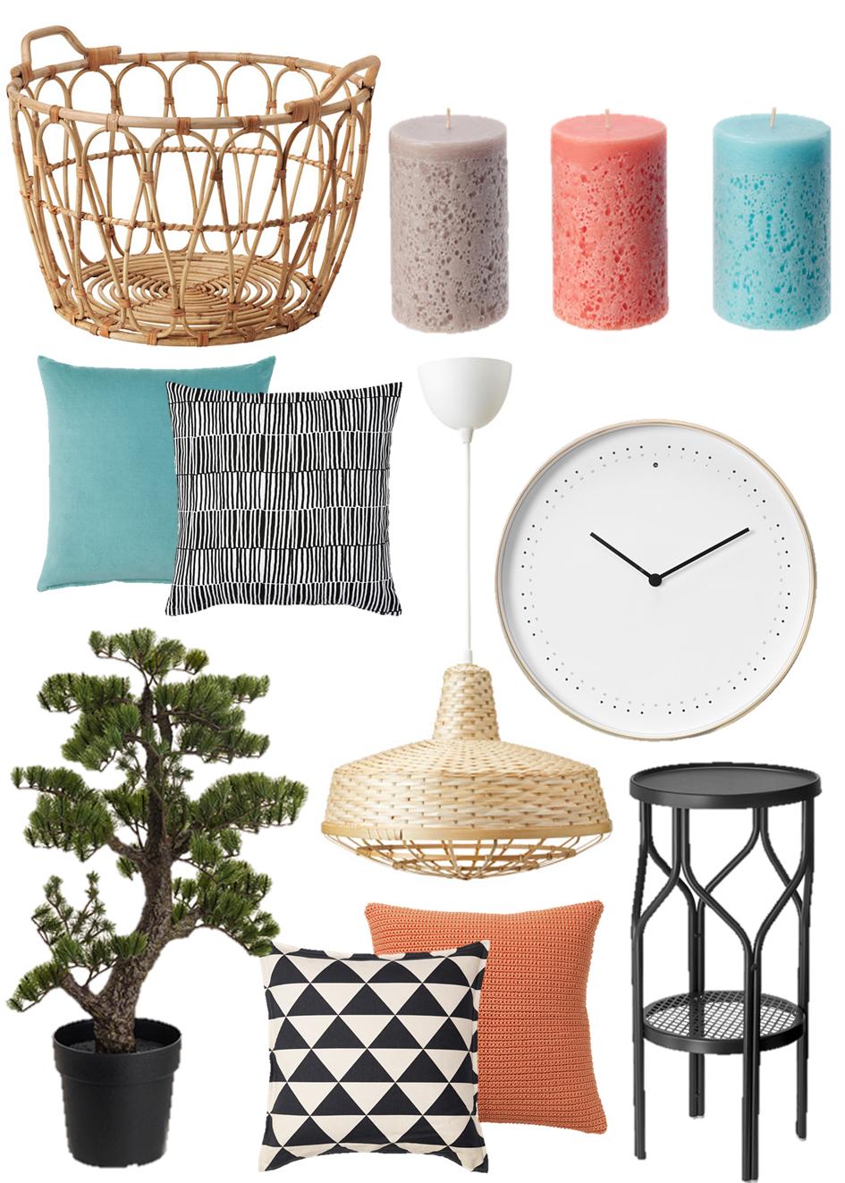 decoração; home decor; ikea; home; spring; summer; primavera; decoração de primavera;