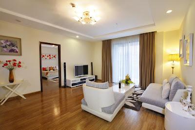 nội thất phòng khách chung cư mini Vĩnh Phúc