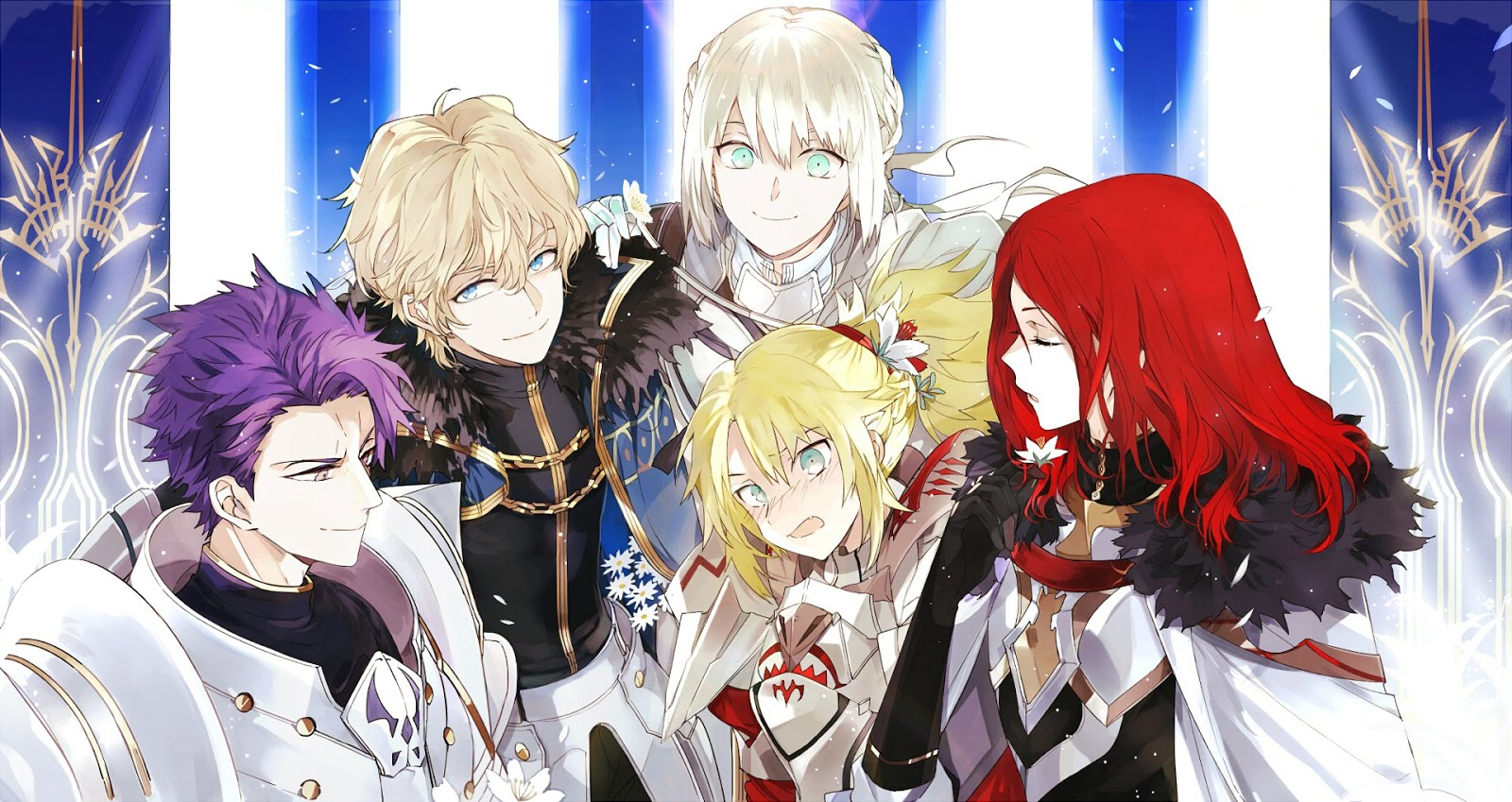 Fate AowVN%2B%252896%2529 - [ Hình Nền ] Anime Fate/GrandOrder tuyệt đẹp Full HD | Wallpaper