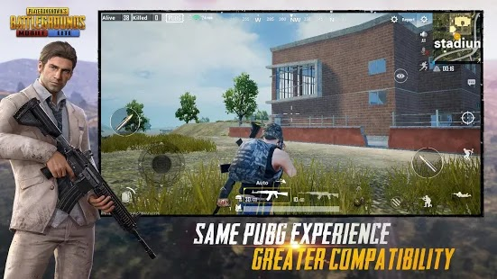 PUBG MOBILE LITE apk + data for android