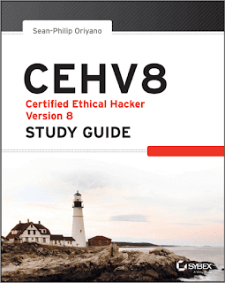 Certified Ethical Hacker Version 8 Study Guide by Sean-Philip Oriyano