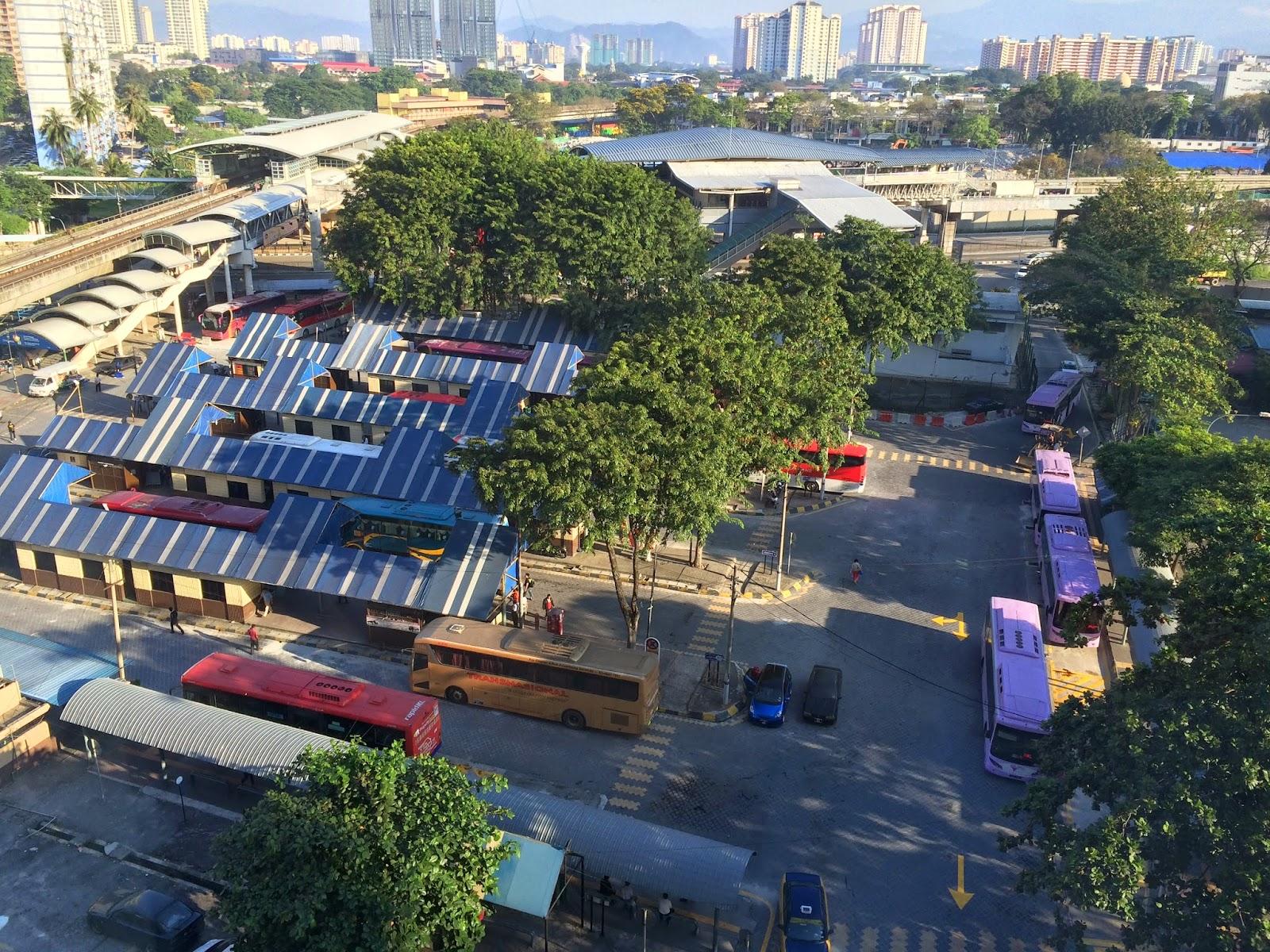 Image result for titiwangsa terminal pekeliling