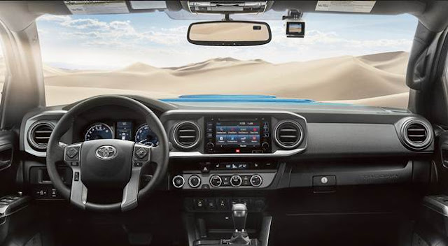 2017 Toyota Tacoma TRD Sport Redesign