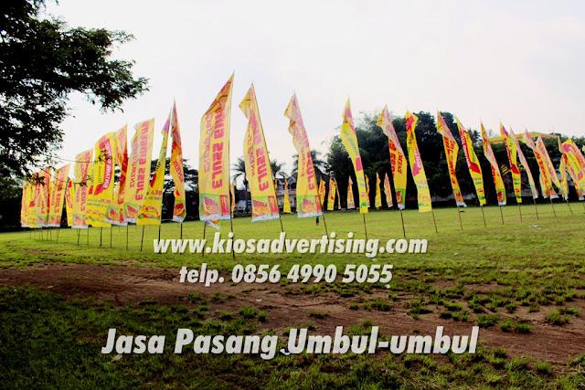 Jasa Pemasangan Spanduk dan Banner di Kepanjen Malang