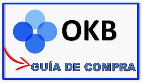 Comprar OKB COIN y Guardar en Wallet Paso a Paso