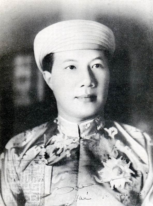 Emperor Bao Dai