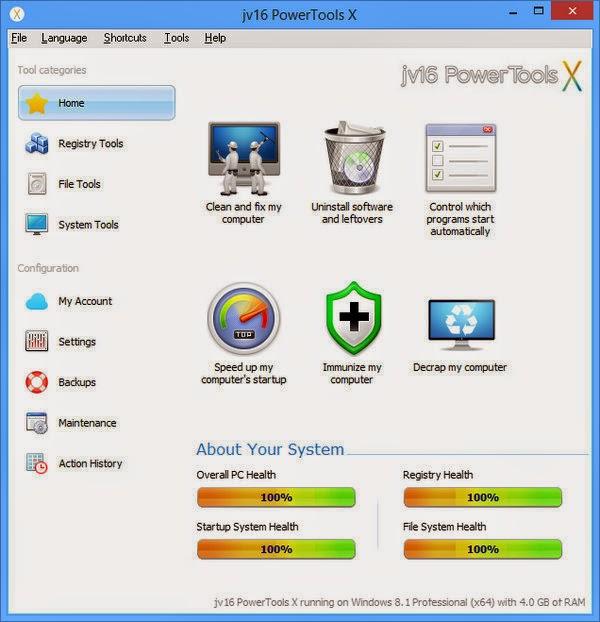 Download jv16 PowerTools X License