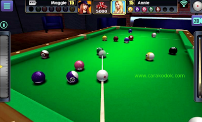 free game 3d pool ball for android