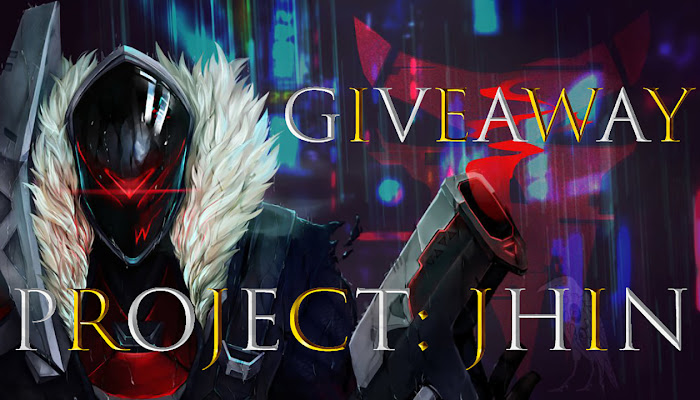 PROJECT Jhin - GiveAway - League of Legends | LoL