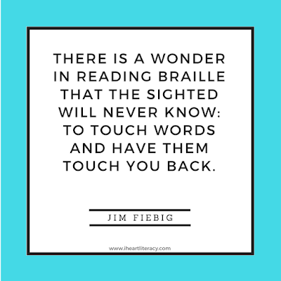 Touch words and they touch you back.